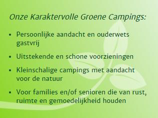 kgc - Campings drenthe