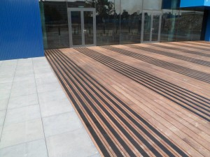 staandwerk - Anti slip coating
