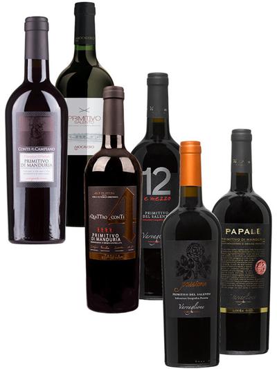 Waar kunt u echt lekkere Primitovo wijn kopen?